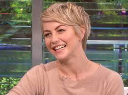 julia hough new haircut julianne hough talks wonderful new boyfriend brooks laich admits