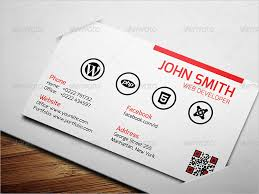 Pixel Size For Business Cards 20 Free Photography Business Card Templates Corporate Business