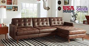 Laminate Flooring On Sale At Costco by Furniture Find The Perfect Leather Sectionals For Sale