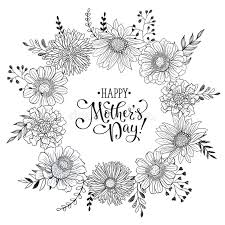 s day card s day card stock vector illustration of monochrome 70598524