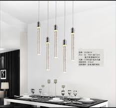 Contemporary Pendant Lighting Fixtures Everflower Modern Pendant Lighting Chandelier For Living Room With