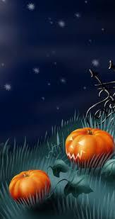 happy halloween scary images scary pumpkins in the garden happy halloween night