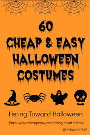 60 and easy costumes for adults