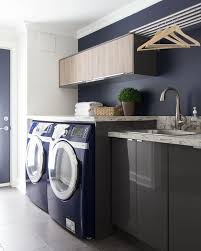 contemporary laundry room cabinets contemporary laundry room features gray lacquered cabinets by ikea