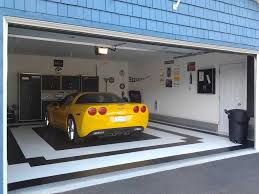 what is the standard garage door size house design