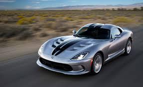 is dodge a car brand 2015 viper rejoins dodge brand with gt trim autoguide com