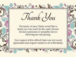 funeral thank you cards thank you cards beautiful etiquette for funeral thank you cards