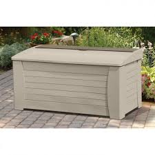 outdoor large outdoor storage garden tool box outdoor cushion