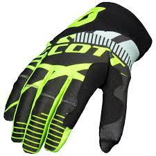 scott motocross gear new product scott 2018 450 glove range australasian dirt bike