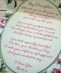 wedding keepsake quotes or parents of the to their wedding keepsake