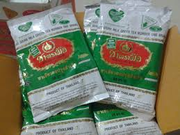 Teh Hijau Serbuk azie da house teh hijau thailand penjual dan pemborong murah