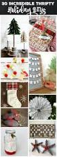 30 incredible thrifty holiday diy projects the happy housie