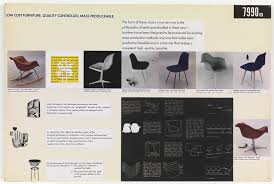 Quality Inexpensive Furniture Charles Eames Ray Eames Entry Panel For Moma International