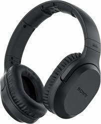best buy headphones deals black friday 2017 sony rf995rk wireless on ear headphones black mdrrf995rk best buy
