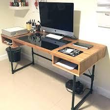 Computer Desk Accessories Cool Office Desk Accessories Glassnyc Co