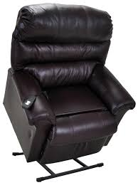 Power Sofa Recliner Franklin Lift And Power Recliners 498 Lm 10 75 Chocolate Leather
