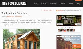 tiny house resources tiny home builders