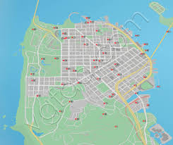 Map Of Chinatown San Francisco by Watch Dogs 2 Research Points Locations Guide Vgfaq