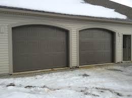 Garage Door Paint Designs Amarr Classica Collection Garage Door In Terratone Color House