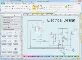 gallery electrical schematic software free