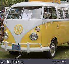 volkswagen minibus side view picture of yellow u0026 white 1966 vw camper front side view