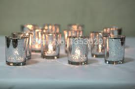 mercury tea light holders 12pcs gorgeous glittery gold mercury glass candle holders gold