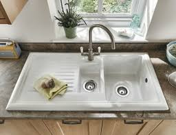 Lamona Ceramic  Bowl Sink Ceramic Kitchen Sinks Howdens Joinery - Kitchen bowl sink