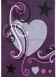tapis chambre pas cher chambre ado fille 6 avec cuisine salon gris violet couleur