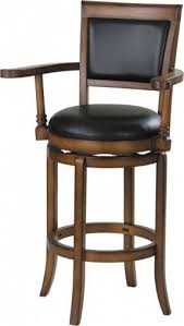 Swivel Bar Stool With Arms Swivel Bar Stools With Arms Foter