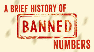 a brief history of banned numbers alessandra king