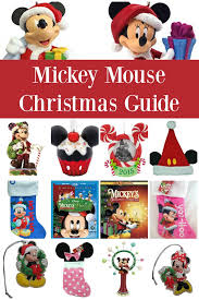 ultimate mickey mouse christmas decorating guide the jenny evolution