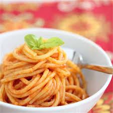 easy tomato paste pasta sauce