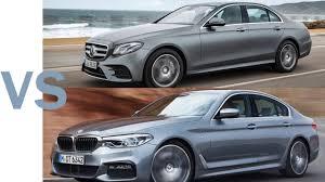 5 series mercedes 2017 bmw 5 series vs mercedes e class which car is better
