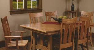 log dining room table furniture popular amish made furniture in pa wonderful amish