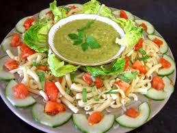 recette de cuisine mexicaine recette mexicaine salade à la mexicaine et sauce guacamole