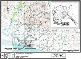 Map Of Seward Alaska by Nome Bypass Road Introduction