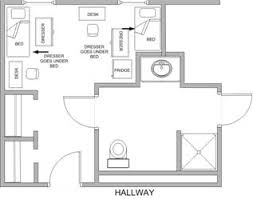 Jack And Jill Floor Plans Nagel Hall Housing And Residential Education University Of Denver