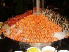 East Coast Seafood Buffet by Foodie Friday Seafood Bar Ice Bowl Buffet And Martha Stewart