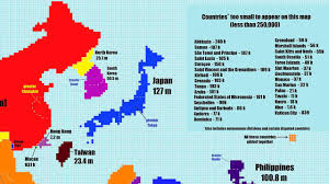 World Map Aruba by Photos What The World Map Looks Like If Scaled By Population