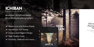 ichiban a theme for photographers by nagaemas themeforest