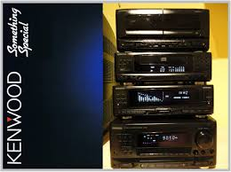 kenwood home theater system vintage audio system collection 1001 hi fi the stereo museum