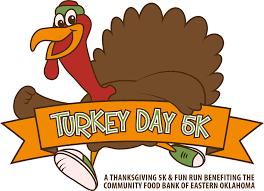2014 turkey day 5k run