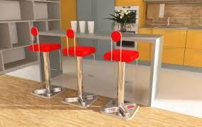 comment faire un bar de cuisine comment créer une cuisine ouverte et moderne maison