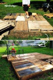 Deck Ideas For Backyard Top 19 Simple And Low Budget Ideas For Building A Floating Deck