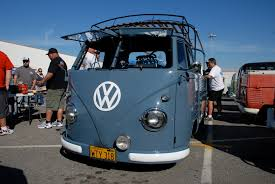 volkswagen van front view a look inside o c t o u0027s winter swap and display meet for 2013 or