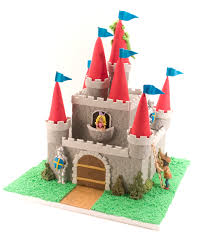Halloween Castle Cake by Castle Cake With Princess Knight And Dragon Autumn Carpenter U0027s