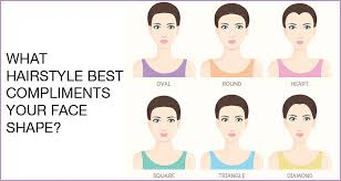 triangle and rectangular face hairstyle female hairstyle tips to match your face shape