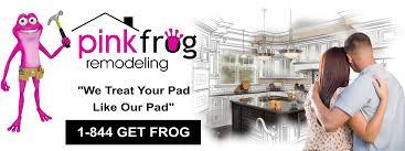 Basement Remodeling Naperville by Home Remodeling 1 844 Get Frog Pink Frog Services
