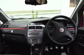 Grande Punto Interior The Red Rocket Fiat Grande Punto Sport Update Interiors Now