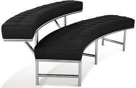 canapé tissu noir banc canapé tissu noir monté carlo lestendances fr